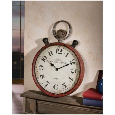 """Laikrodis """"Senamiesčio laikas"""""""