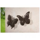 Dekoratyviniai drugeliai, 2 vnt