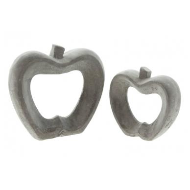 Dekoratyviniai obuoliai, 2 vnt.