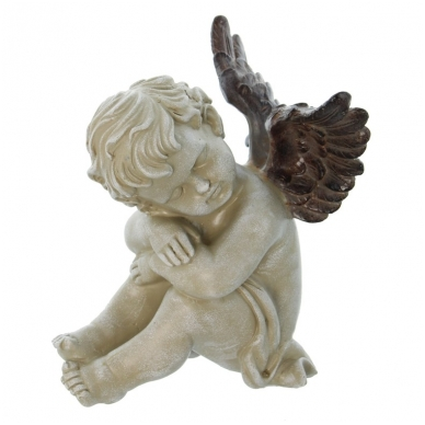 """Dekoratyvinis angelas """"Mažasis svajotojas"""""""