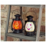 LED dekoracija 'Helovinas' komplektas 2 vnt