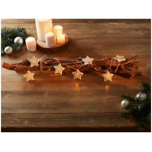 """LED dekoracija """"Medžio žvaigždutės"""""""