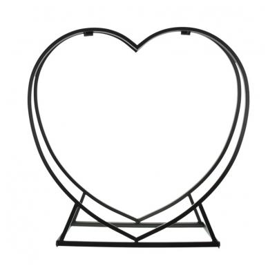 Malkų lentyna  širdis