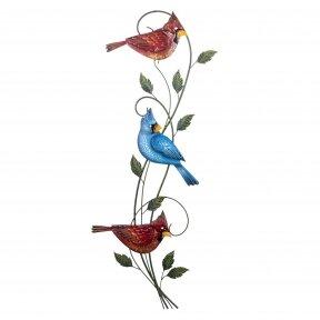 Pakabinama dekoracija Paukšteliai