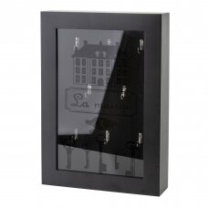 Raktų dėžutė La maison juoda