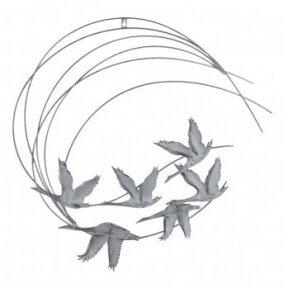 Sienų apdaila 'Paukščiai'