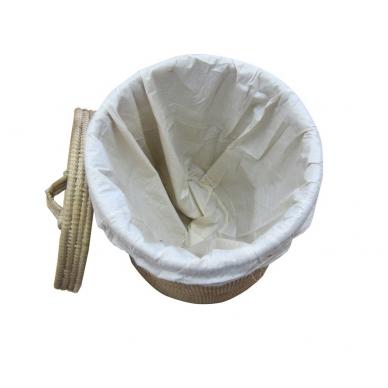 Skalbinių krepšys su dangčiu, didesnis 3